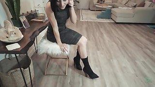 Amazing xxx clip Feet fantastic full version