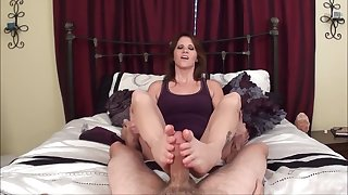 Incredible sex video Feet greatest you've seen