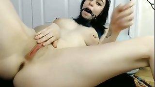 Sexual Bungling Emo Femme Fatale