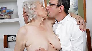 Norma's Dashing Partner