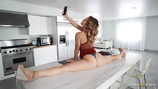 Fine ass woman tries fucking in all possible positions