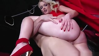 Astounding towheaded young tart Zoey Paige in hardcore porn video