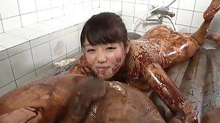 Asian teenager femmes In weird Good-luck piece Compilations porntube