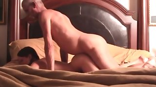 Hidden Cam Old man fucking Teen Daughter